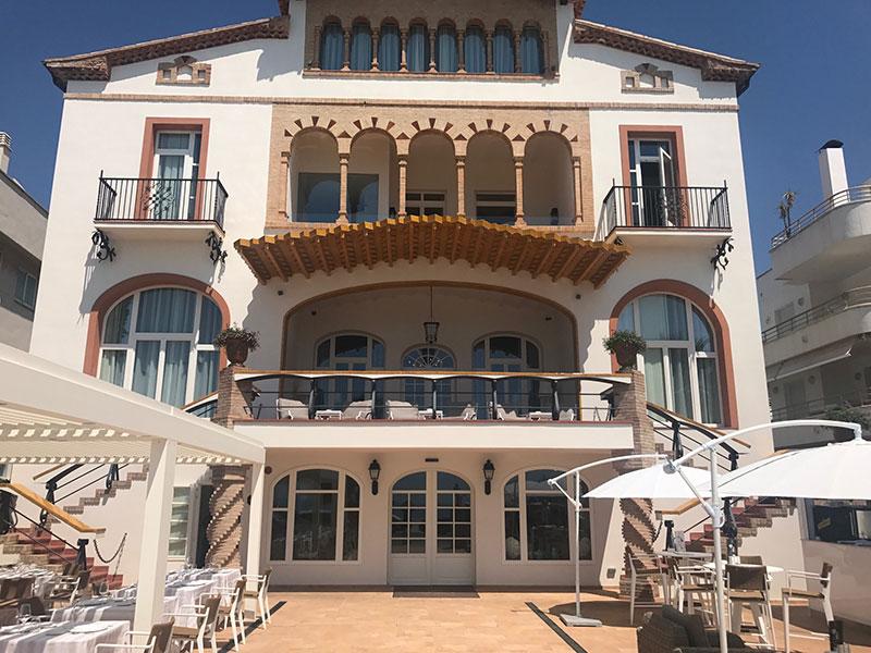 Casa Vilella, Sitges