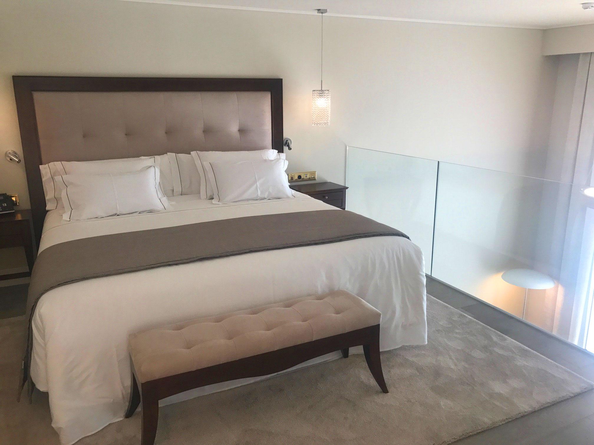 Casa Vilella bedroom