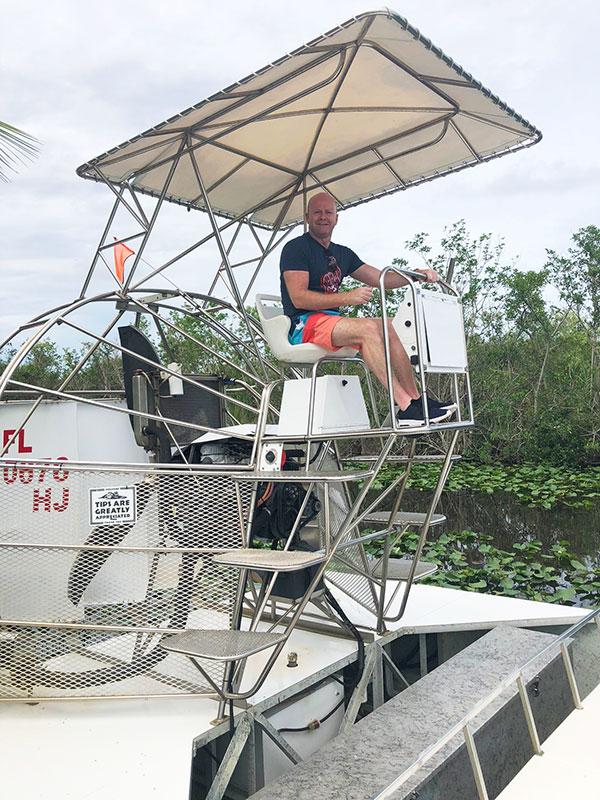 The Everglades Safari Park, Miami