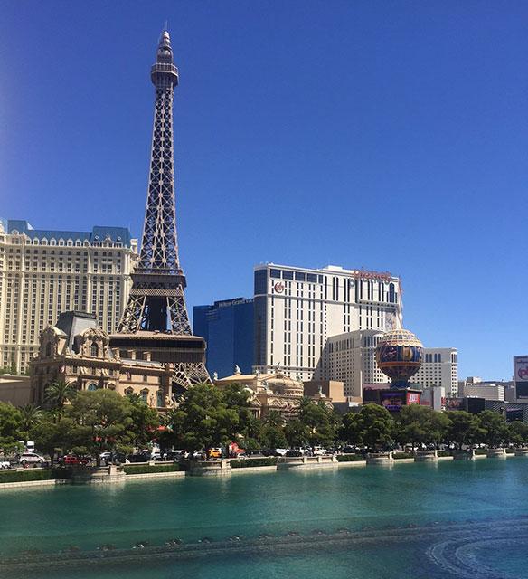 Downtown on the Strip, Las Vegas