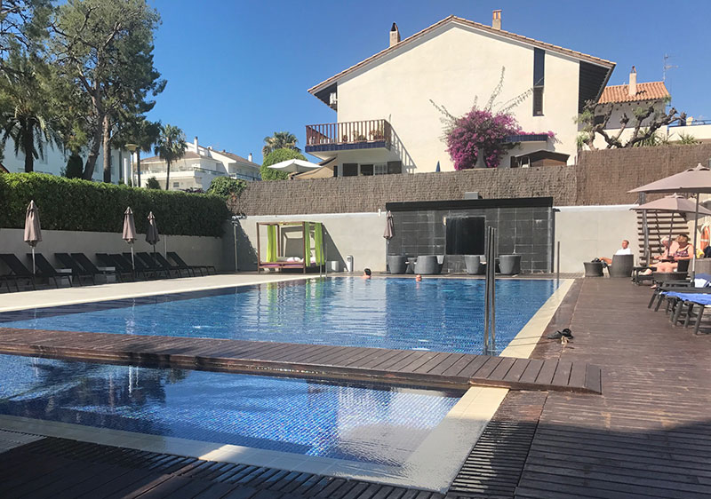 Hotel Antemar, Sitges