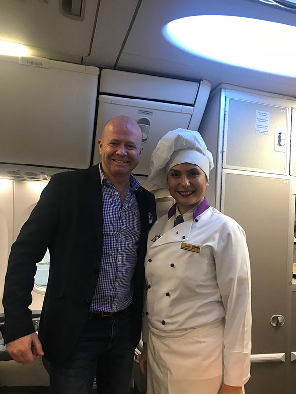 Meet the Chef - Turkish Airlines