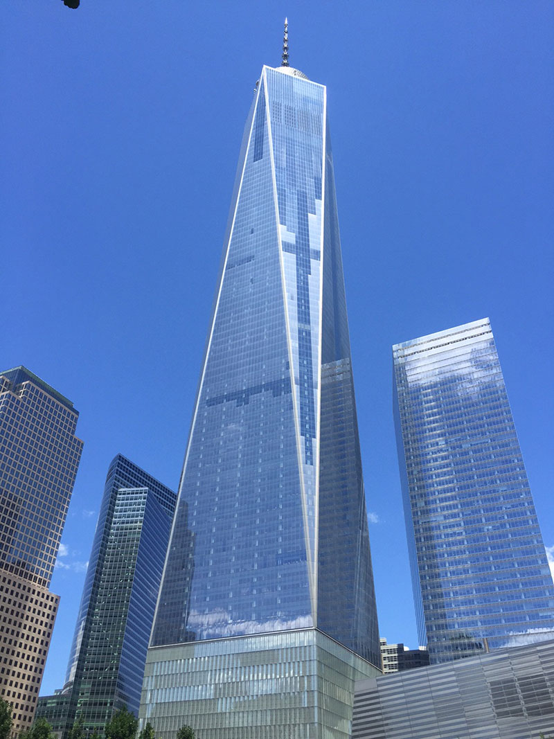 Freedom Tower in Manhattan, New York