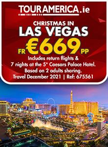 Tour America - Vegas